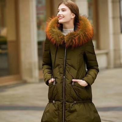 成都服装批发市场因为高端女羊绒长大衣走份批发