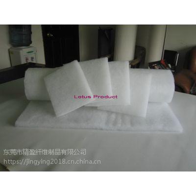 东莞工厂供应仿丝棉 羽绒棉 树脂棉 保暖丝绵 热风棉 睡袋被芯棉