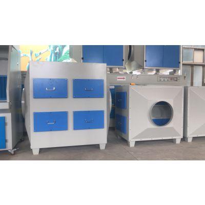 除味除烟废气处理设备 活性炭吸附箱过滤箱 活性炭吸附装置厂家