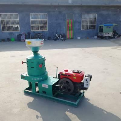 立式砂轮粮食碾米机 衡水市黄豆去皮碾米机 小型粮食脱皮机械