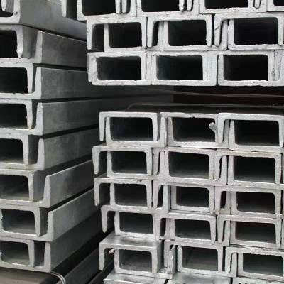 厂家供应 10热镀锌槽钢 热镀锌槽钢规格