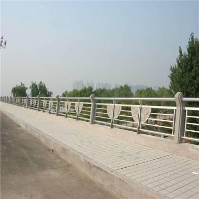 山西不锈钢复合管桥梁护栏河堤防护栏公路桥梁护栏价格