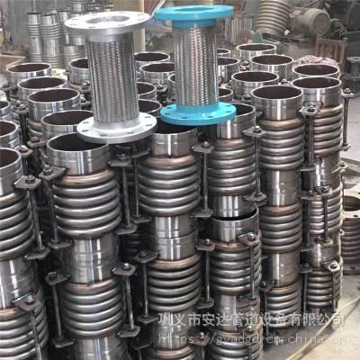 焊接膨胀节价格 套筒补偿器 直埋式波纹管