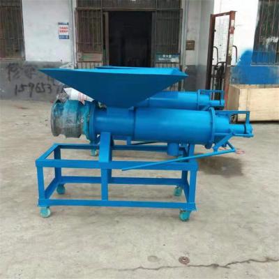 304不锈钢干湿分离机 纸浆挤水分离机 纸厂废料脱水分离机