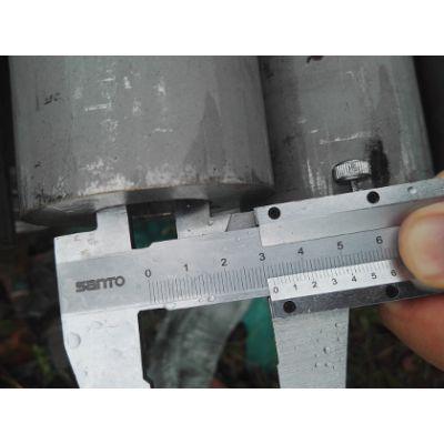 TP316L厚壁管508*25轴机械加工不锈钢管零切