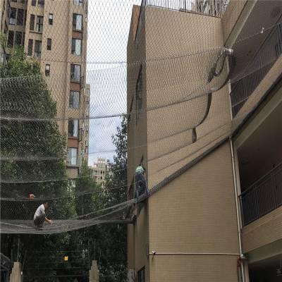一楼坠落防坠物网 价格 一楼坠物防护网价格