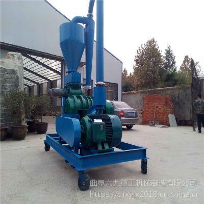 长距离大型管道式吸粮机新型 高效环保气力输送机