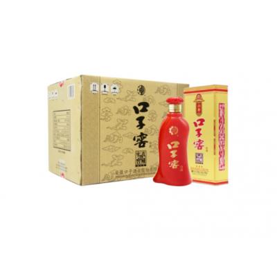上海口子窖专卖))口子窖六年型41度批发价01