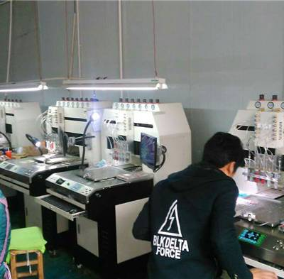 水晶胶滴塑机批发-南平滴塑机-维度视觉定位系统