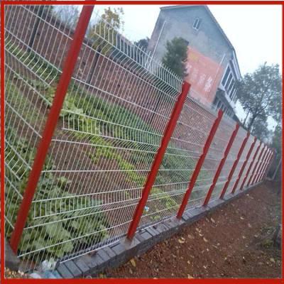 车间铁丝网 红树林铁丝网 圈地绿色围栏网厂家