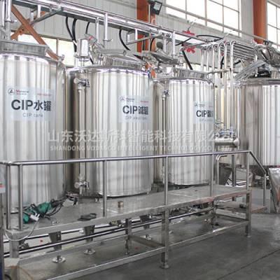 新疆乳品生产设备 全自动牛奶设备价格 全套牛奶生产线