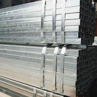 4寸*5.0镀锌钢管_250*150镀锌扁通价格_Q215材质