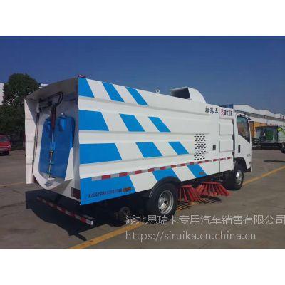 东风多利3.8L卡扫路车 厂家价格道路清扫车