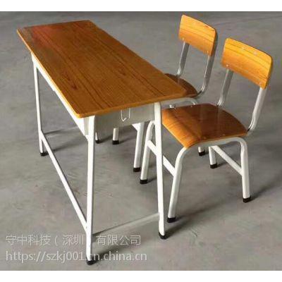 深圳单人课桌椅-学校课桌-学生课桌椅