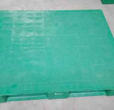滨州1210重型川字平板托盘、焊接塑料托盘
