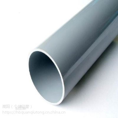 110mm 0.6mpa pvc硬管 pvc排灌管