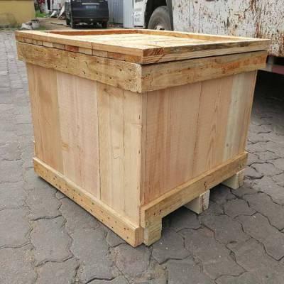 上海松江-上门打木箱-便捷包装-承受力大-质量可靠