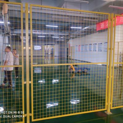 三门峡仓库隔离网车间隔离网工厂车间隔离栏新力金属厂家在哪里