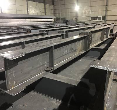 H型钢-亿恒德H型钢加工厂家-H型钢定制