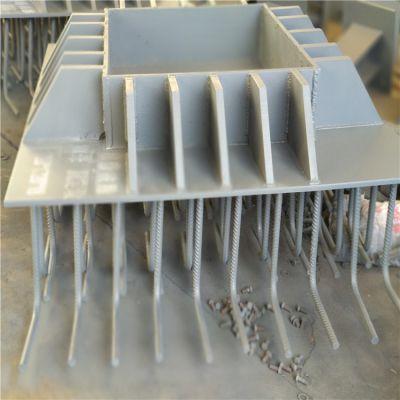 高铁桥梁墩身底座 固定墩 非固定墩 钢板焊接防腐 包邮直达全国各地