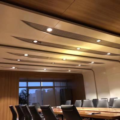 加工方柱铝单板 仿石材铝单板 商场铝单板