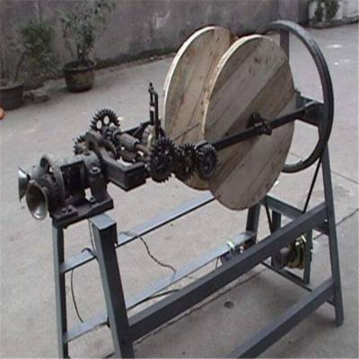 多功能草绳机 农产品加工草绳机 电动搓绳机