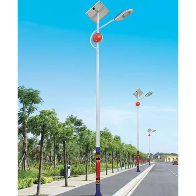 新农村LED太阳能路灯价格