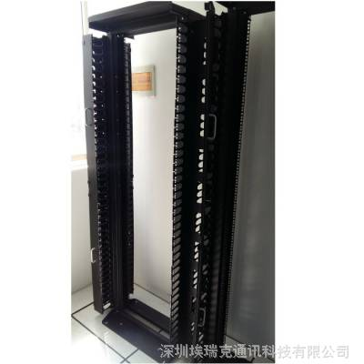INTELRACK 英特锐克/光纤布线架/双面开放式机架/机房理线架组KP1