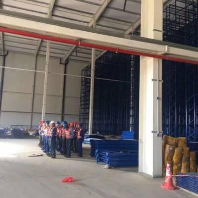 智能货架工厂-华飞仓储设备-智能货架