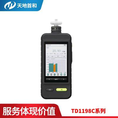 便携式苯乙烯检测报警仪TD1198C-C8H8气体探测仪今日报价