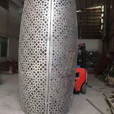 双曲铝单板佛山生产厂家