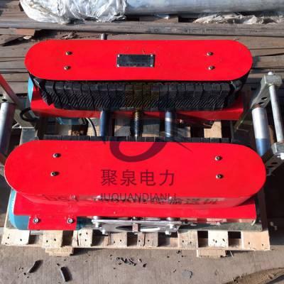 厂家直销扬州聚泉牌DSJ180A履带式电缆输送机180 dsj180型