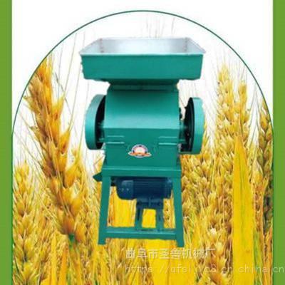 多用途大豆挤扁机 酿酒用玉米高粱破碎机 多功能花生米破碎机