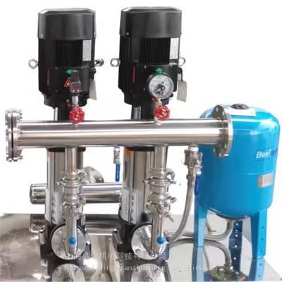 智能型管网叠压无负压供水-变频供水系统特价出售