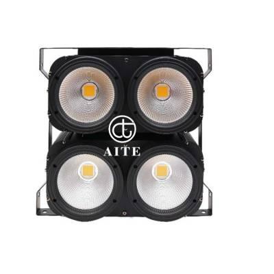艾特光电 四眼COB观众灯 面光灯 频闪灯 中大型超远距离投射 厂家直销