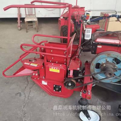 欢迎采购 家用掰玉米棒子的机器 自带微耕联合收获机 手扶式玉米扒皮机