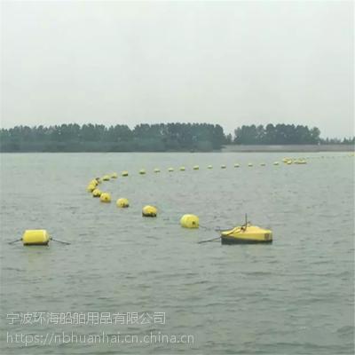 航道抬揽警示浮内湖拦船浮标设计