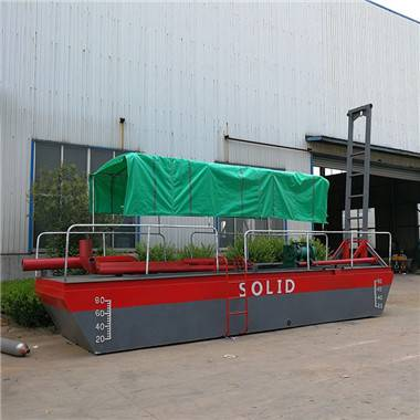 抽沙船-哪有小型抽沙船出售-八寸抽沙船小时能产多少沙