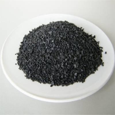 出售优质耐磨地坪砂 高硬度磨料黑刚玉