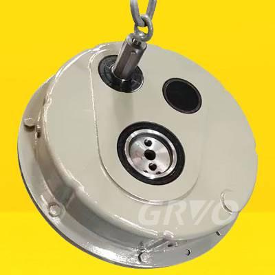 HXG70D-5格沃混泥土搅拌站轴装式齿轮减速机