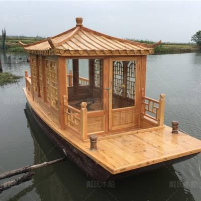河南许昌厂家直销5米景区旅游船