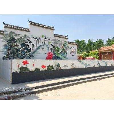 商丘墙绘彩绘墙体绘画画画手绘喷画喷绘壁画