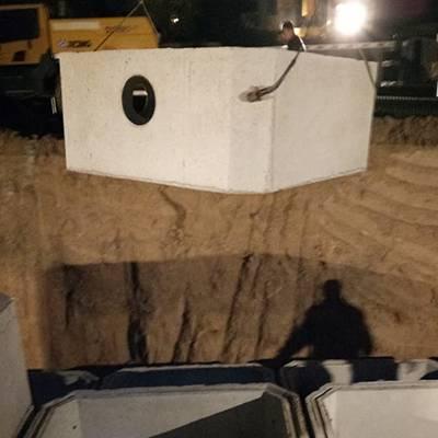 化粪池厂家定做-太原福民水泥制品(在线咨询)-太谷化粪池