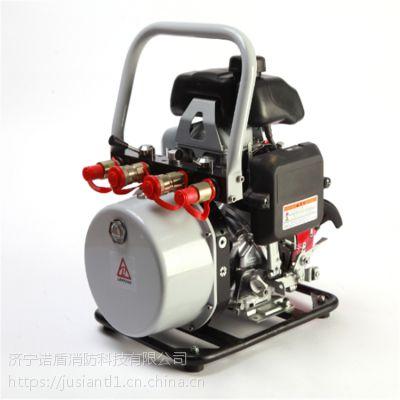 龙鹏BJQ-63/0.55-F双输出液压机动泵
