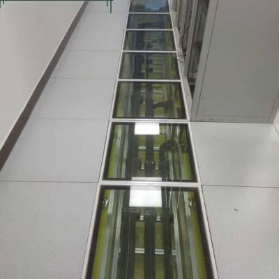 美亚防静电地板厂家 HDW.600.32.B.D硫酸钙防静电地板 机房防静电地板