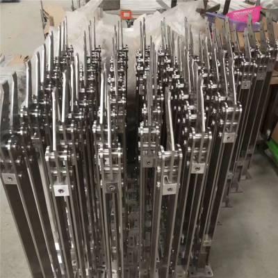 耀荣 连廊不锈钢栏杆立杆 不锈钢玻璃栏杆 价格合理