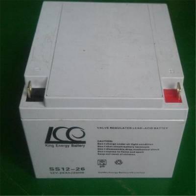 KE蓄电池SS12-80储能型KE蓄电池12V80AH直流屏专用铅酸蓄电池