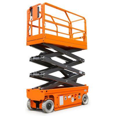自行走式升降平台 剪叉式高空作业平台 全自行式电动液压升降机