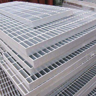 安庆市潜山县哪有卖的 不锈钢地沟格栅板 钢结构平台踏步板 船用脚踏板 厂价直销