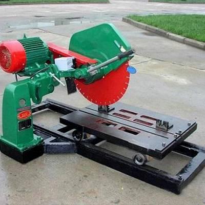 800型多功能石材切割机 大理石石材切割机 轨道式45度倒角切割机